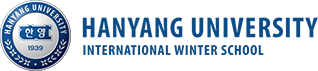 Hanyang International Winter School Logo